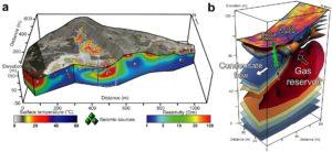 Geophysical image